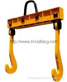 板钩龙门吊具钢包吊具