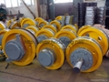 5-500t crane wheel group