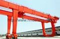 U型双梁吊钩门式起重机5-500吨 4