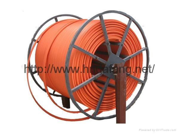 單梁起重機供電無接縫滑觸線葫蘆供電滑觸線 3