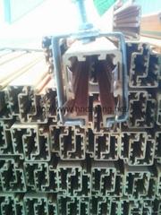 起重机供电管式滑线管式多级滑线