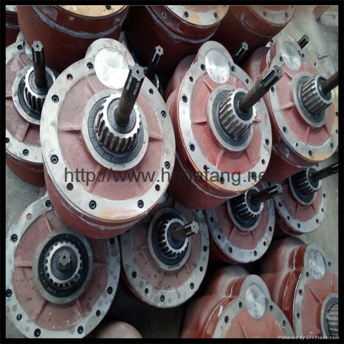电动葫芦常用易损件导绳器吊钩变速箱 3