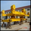 Container lifting container crane