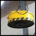 起重机用电磁吸盘废钢钢渣专用电磁吸盘电磁铁