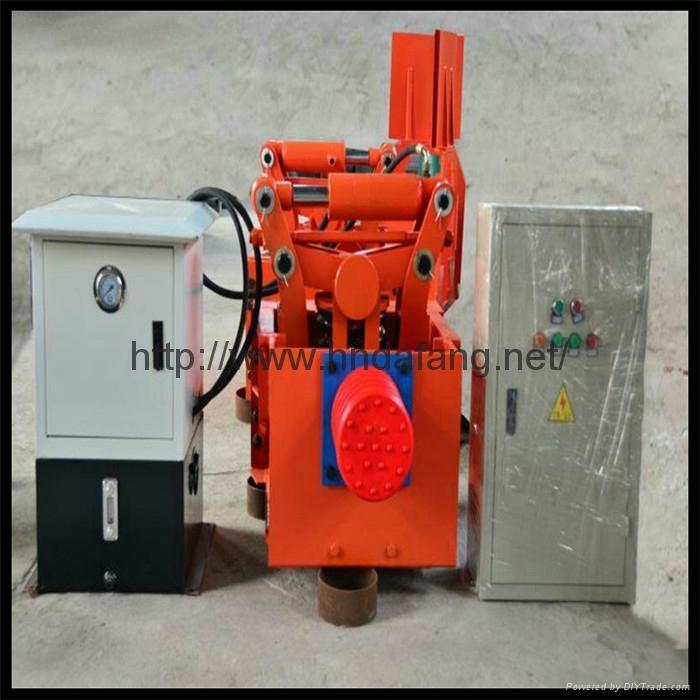 起重机 弹簧式夹轨器电力液压夹轨器 1