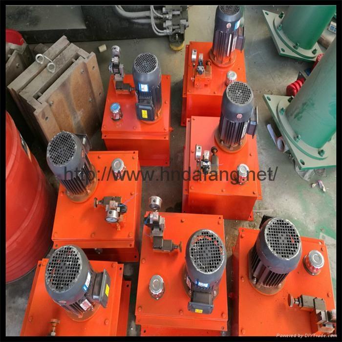 起重机 弹簧式夹轨器电力液压夹轨器 4