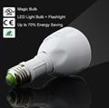 LED充電應急燈 3