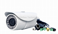 Onvif Weatherproof 1080P Low Lux Mini IR Bullet IP Camera