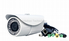 Onvif 720P WDR Low Lux MINI Waterproof IR Bullet IP Camera