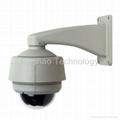ONVIF Mini High Speed Dome PTZ IP Camera