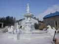 石雕噴泉 5