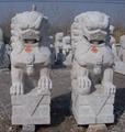 石雕石狮子 2
