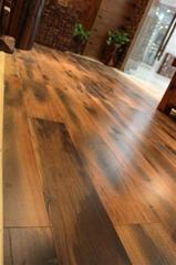 driftwood flooring old ship wood flooring