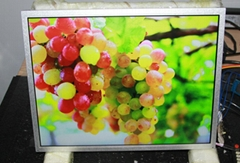 15 inch high brightness industrial control LCD screen -30-85 degree use