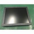 15 inch high brightness industrial control screen monitor Capacitive touch