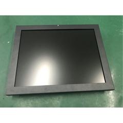 15寸高亮工控屏显示器可加电容触摸