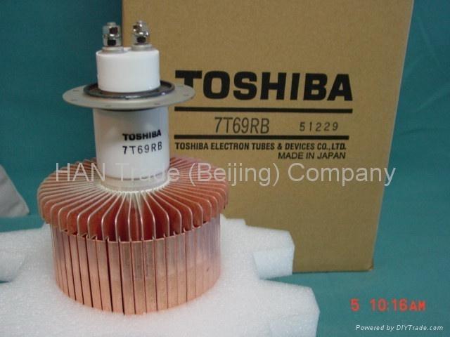 TOSHIBA ELECTRON TUBE