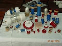 陶瓷电容水冷电容高频高压电容