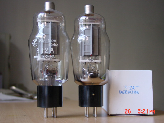 811A,812A,813A,805 vacuum tubes 2