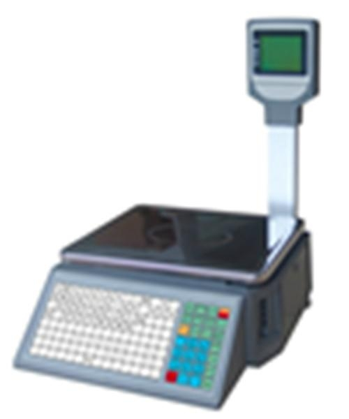 barcode label printing scale 1