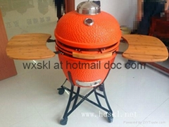 outdoor cooking  kitchenware  ceramic charcoal bbq grill