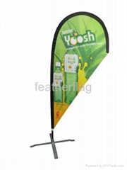 Teardrop flag (Hot Product - 1*)