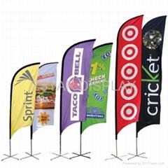 Sail flag banner