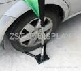 Car promo flags   Custom car flags   Tyre flags