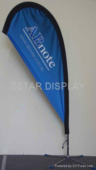 Bali flag banner