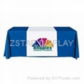 Corporate logo table cover    Corporate