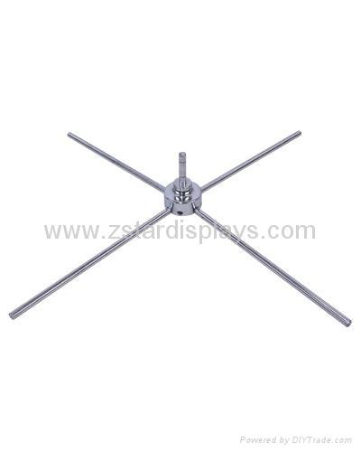Scissor Base   X base flag   Cross base flag 1
