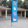 Beach flag base  Cross base flag  banner flag base