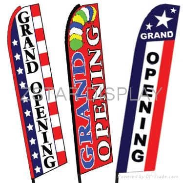 Custom Swooper Flags  1