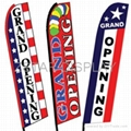 Custom Swooper Flags