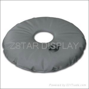 teardrop flag water bag