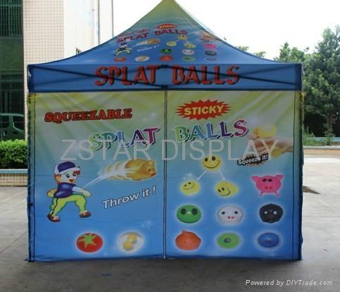 Custom printed tents  Event tents 3