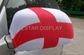 Car Mirror Flag    Event car mirror flag