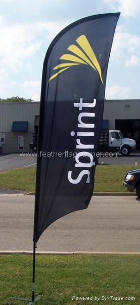 Event feather flag 1