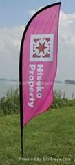 10 feet sail flag
