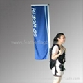 Backpack flag & Backpack banner