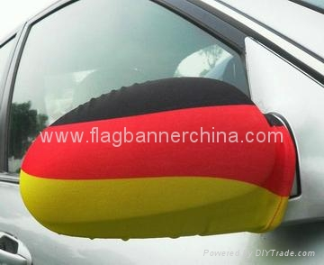 Car Mirror Sleeves     strech car mirror cover