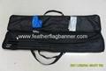 Portable bow banner