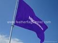 Corporate flags     custom company flags 2