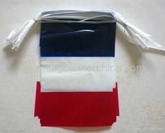 custom string flag