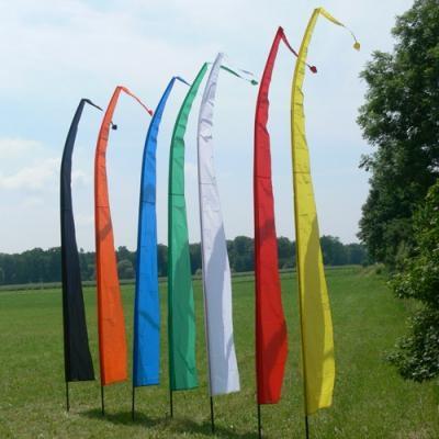 Custom bali flags