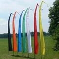 Printed bali flags    Custom bali flag