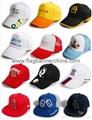 Custom branded golf hat