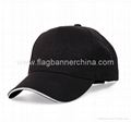 Custom mesh golf cap