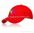 Promotional golf hats 2