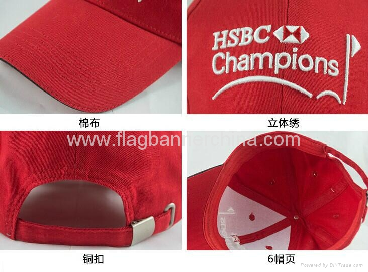 Promotional golf hats 11